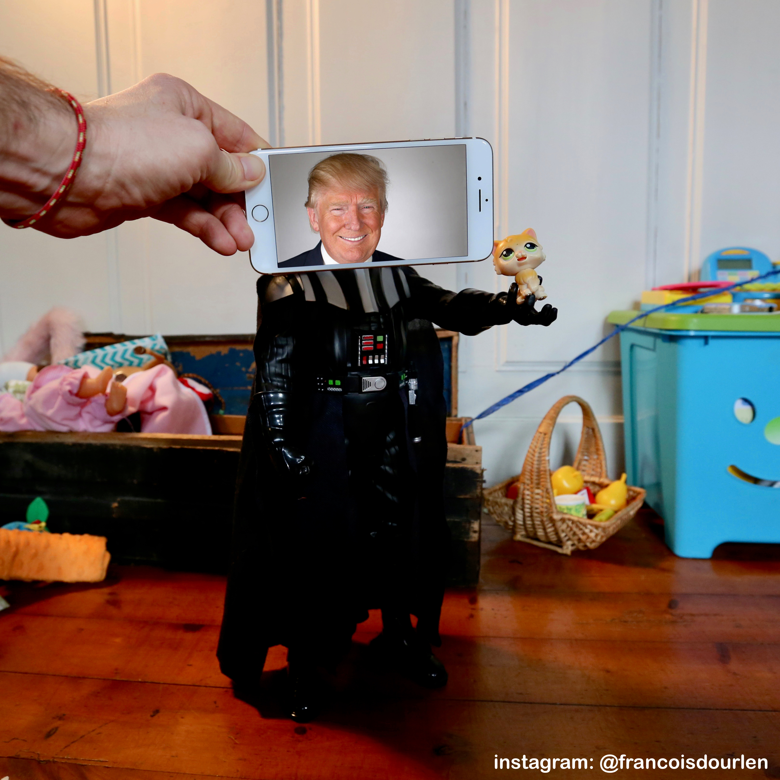 Trump vador