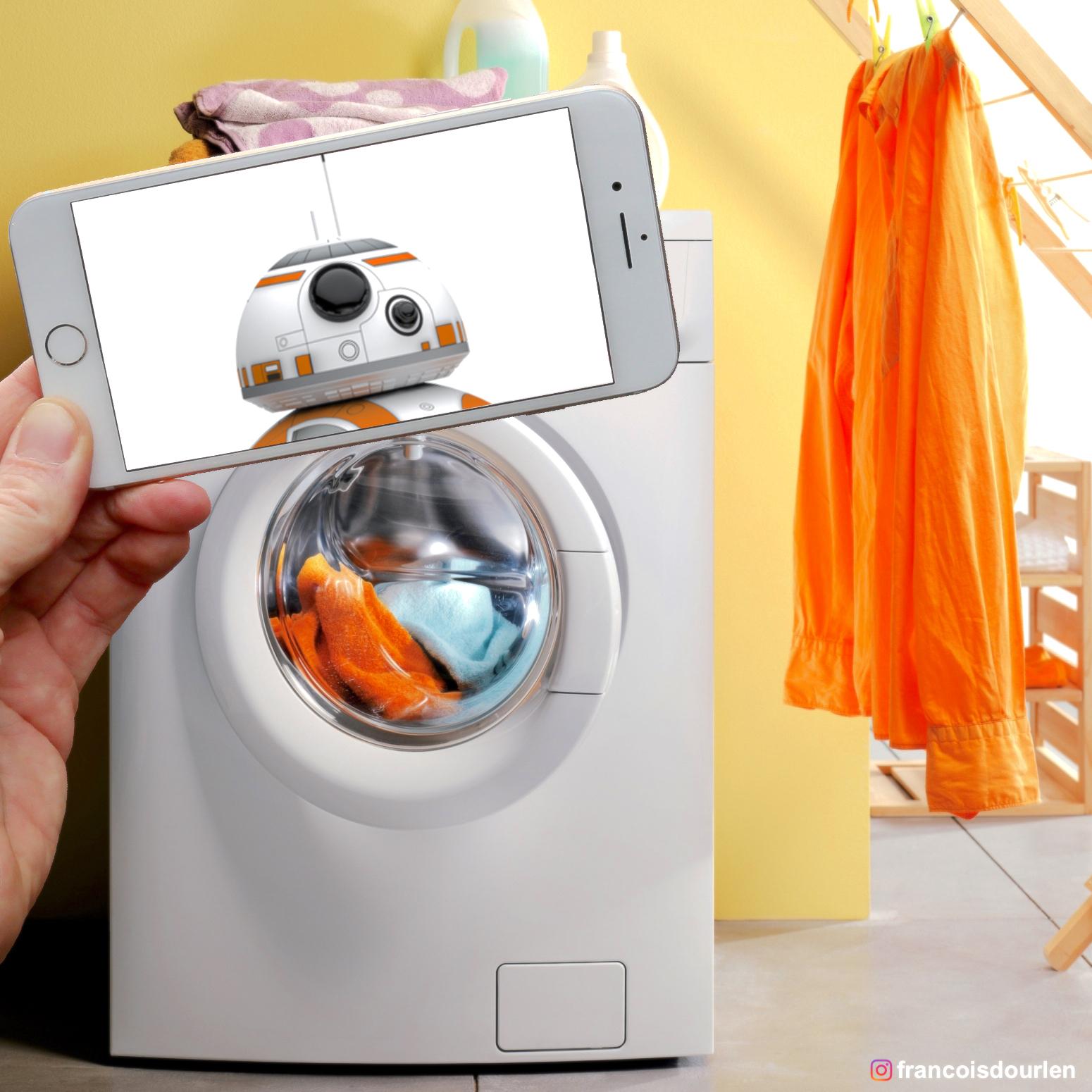 BB8 Washing Machine copie