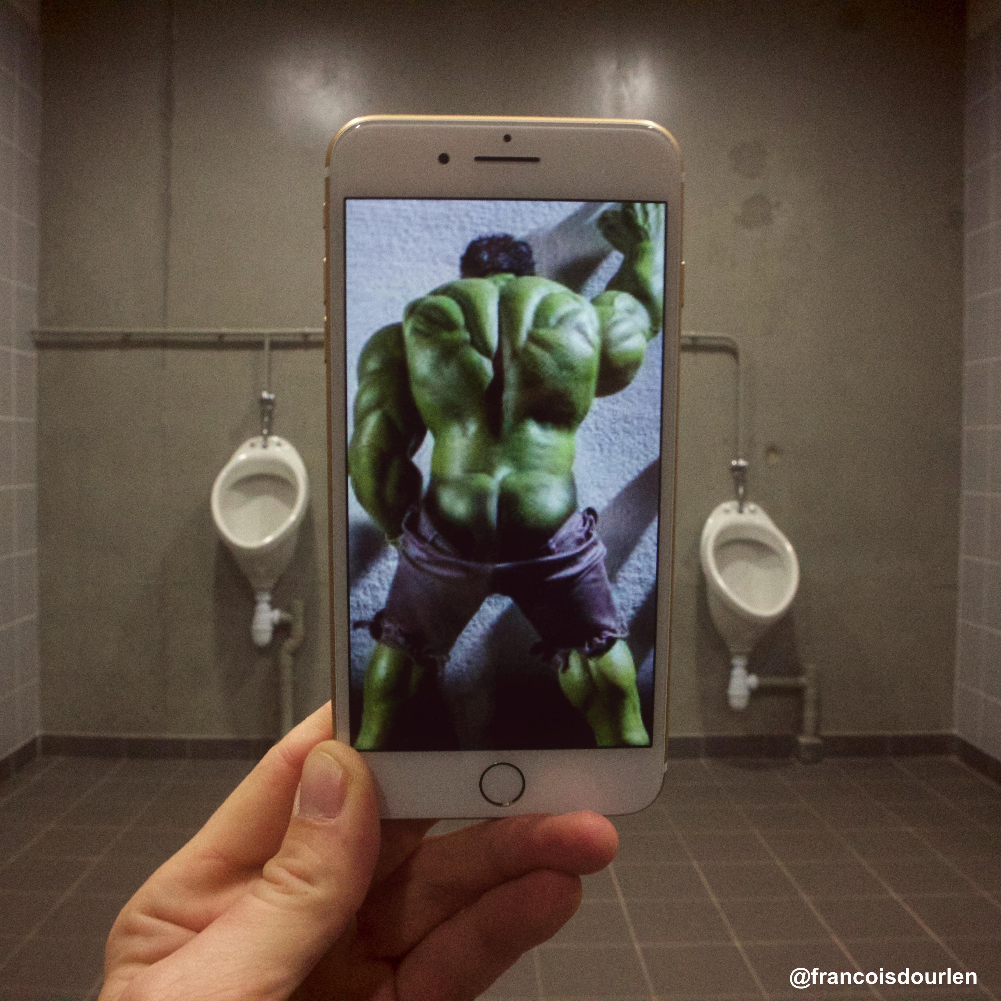 Hulk toilettes