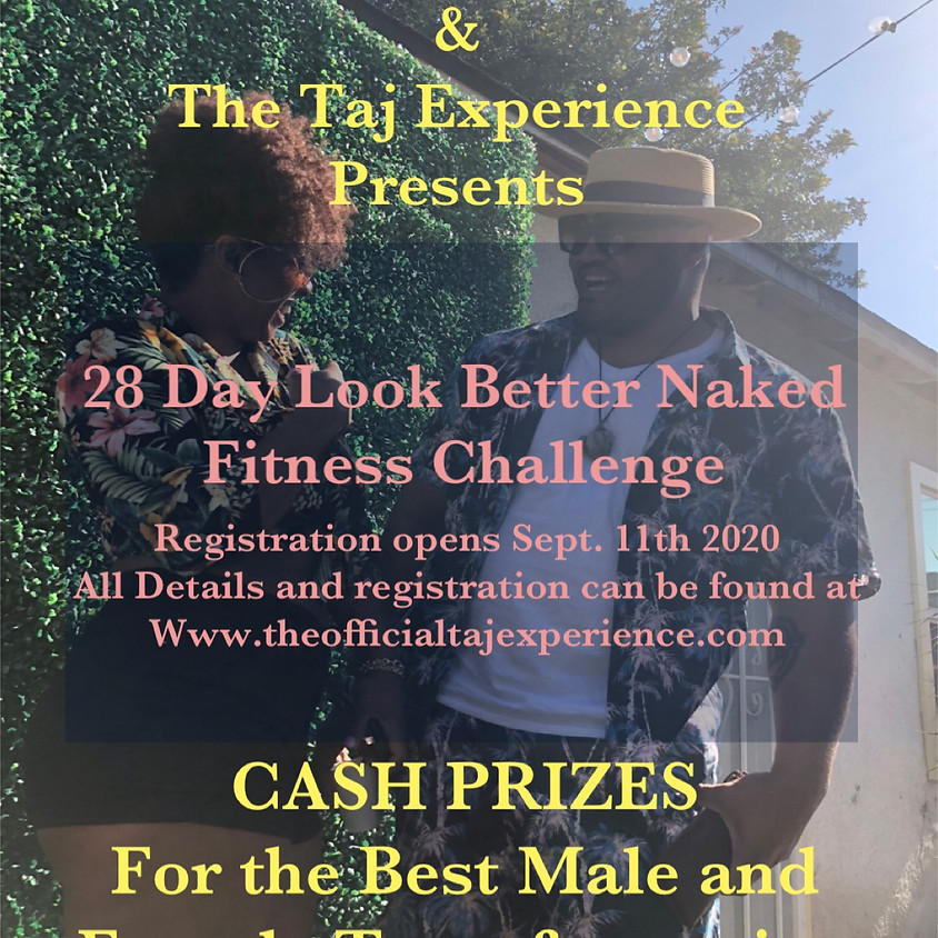 28 Day Look Better Naked Fitness Challenge