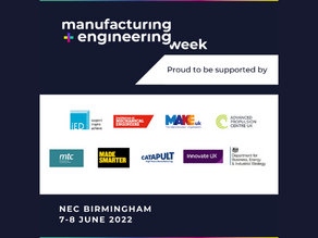 Industry support for Manufacturing and Engineering Week