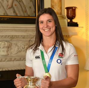 Sarah Hunter MBE