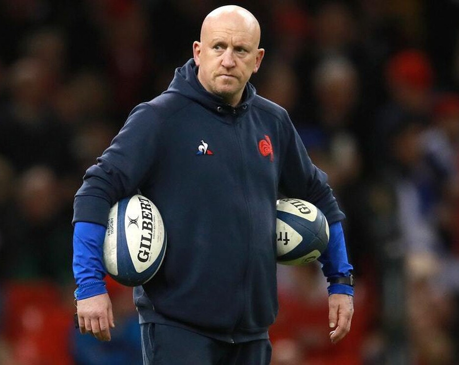 Shaun Edwards OBE