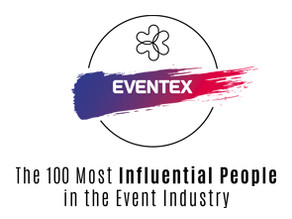 Ed Tranter, Top 100 Most Influential People in the Event Industry. It's official!