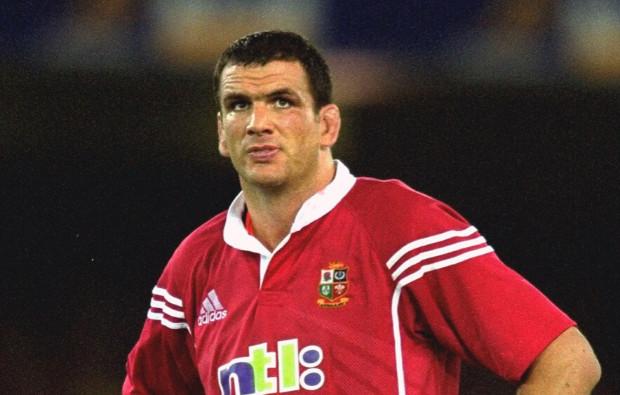 Martin Johnson CBE