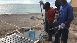 SQN Haiti Desalination