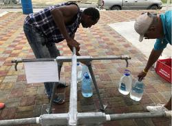 Barbuda_Water Distribution