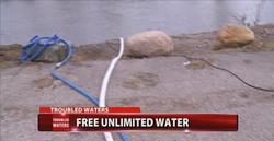 Flint - water access