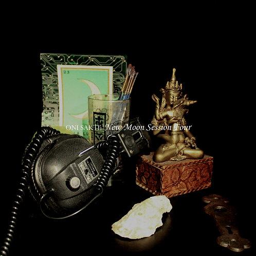 Oni Sakti - New Moon Session Four (Digital Album)