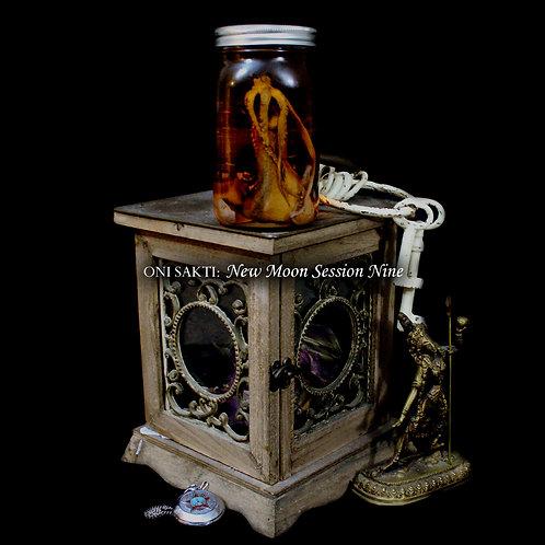 Oni Sakti - New Moon Session Nine (Digital Album)