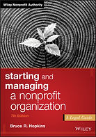 Starting and Managing a Nonprofit Organization, 6th Edition, ISBN: 978-1-118-41345-6