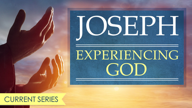 New Sermon Series - Joseph