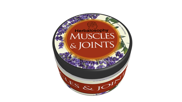 Muscles and joints cream