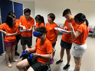 SingHealth Residency Team-Building