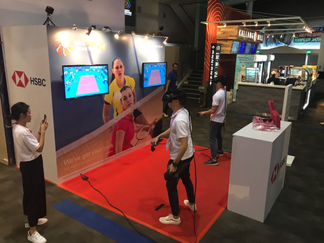 HSBC BWF Singapore Open 2018