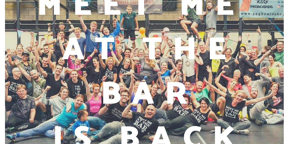 Meet Me at the Bar is back!