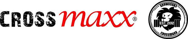Crossmaxx-logo_kleineXlion-ZWART-ROOD-1_