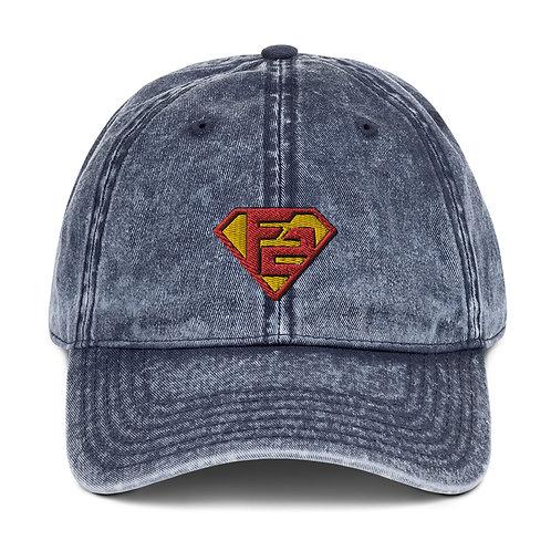 """Vintage Special Edition """"Superhero""""Dad Hat"""