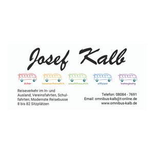 Omnibus Josef Kalb