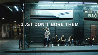 Just Don't Bore Them