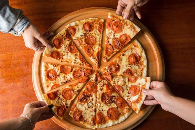 A Origem da Pizza
