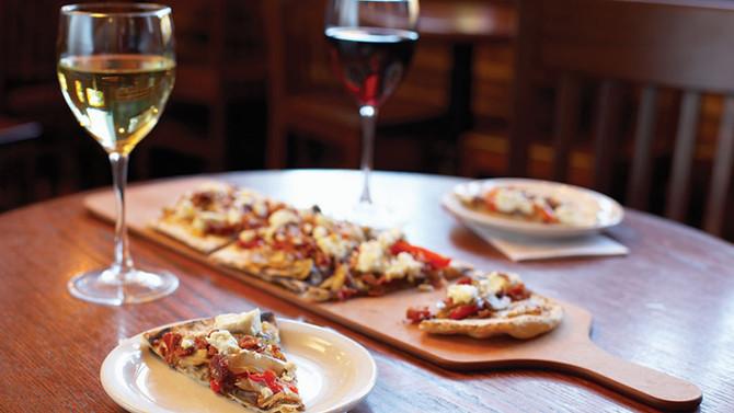 Que tipo de vinho combina com cada sabor de pizza?