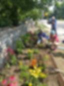 Cindy & Katie planting flowers.jpg