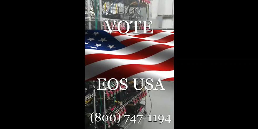 EOS USA Meetup