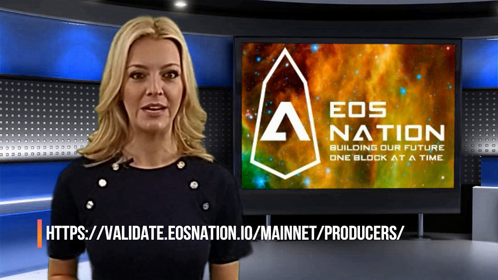 Leslie Haas of EOS USA describes the block producer scorecard.