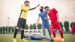 Grobes Foulspiel kann Körperverletzung sein