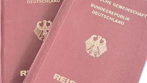 Perda da cidadania alemã entre os anos de 1933 e 1945! Possibilidade de Renaturalização e Cidadania