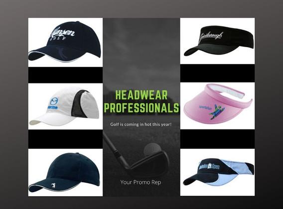 Headwear - Golf Time