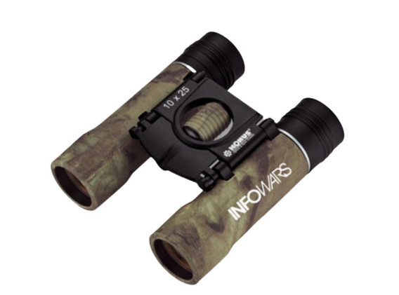 10x25 Compact Camo Binocular - Camoflauge - Item#25788
