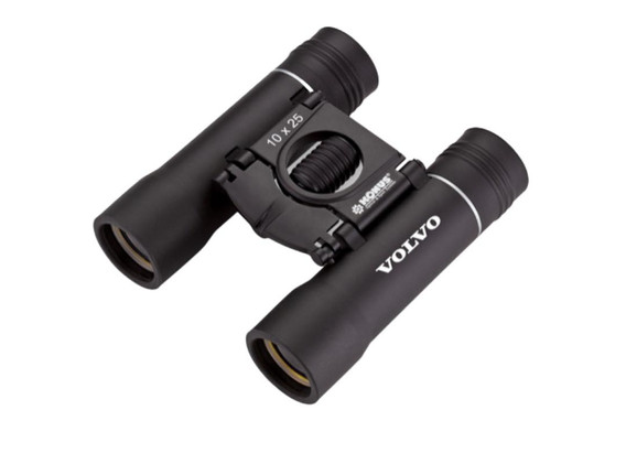 10x25 Compact Binocular - Black - Item 25776