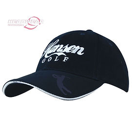 Headwear - Golf Cap With Logo.jpg