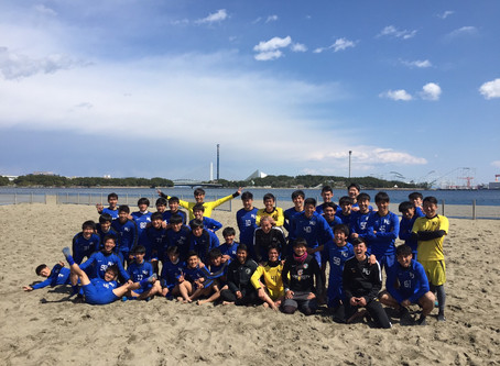 レーヴェ横浜×神奈川大学サッカー部