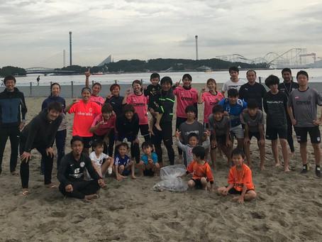 海へ恩返しプロジェクト 活動報告