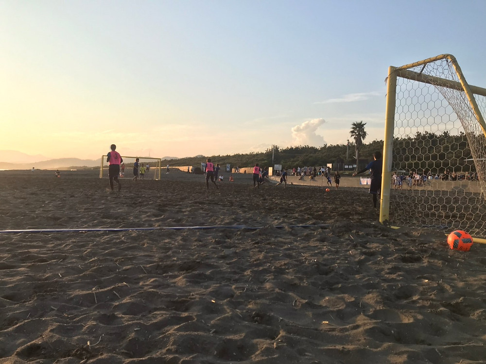 レーヴェビーチサッカーカップ2019  Supported by 平塚ビーチパーク