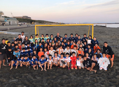 LOEWE BEACH SOCCER CUP2019 Supported by 平塚ビーチパーク