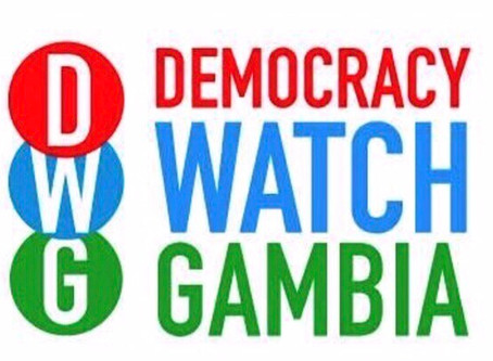 Press Release | Democracy Watch Gambia