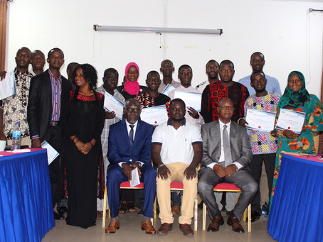 GPU ends training on investigative reporting