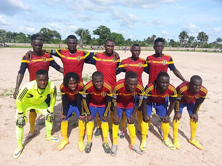 Nawettan Football: Champions and The-Pub F.C triumph in opener