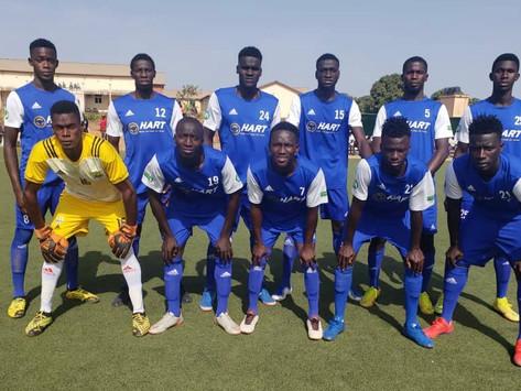 Football: Gunjur United held as Dabanani outfit missed two penalties.