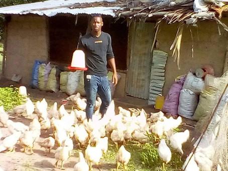 BUSINESS: BabucarrE. Camara,FounderBest Choice Poultry Farm