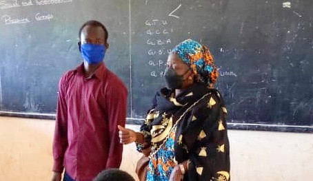 Schools reopen as the grade 9 students prepare for the Gambia Basic Certificate Examination (GABECE)