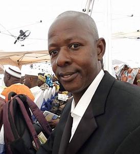 Momodou Charreh Jibba