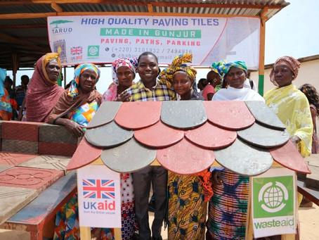 WasteAid to hold training programme in Gunjur