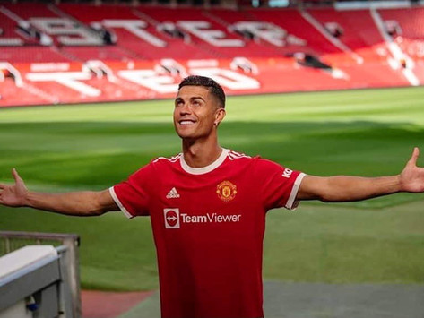 Ronaldo returns to Manchester United: Old Trafford united for new glory