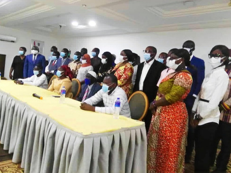 FAO Gambia: The Gambia Validates Lands and Natural Resources Policy Document