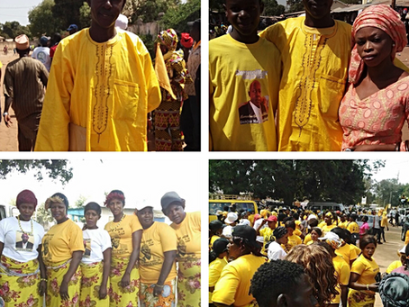 BREAKING: Momodou Jibba nominated UDP Ward Councillor for Gunjur